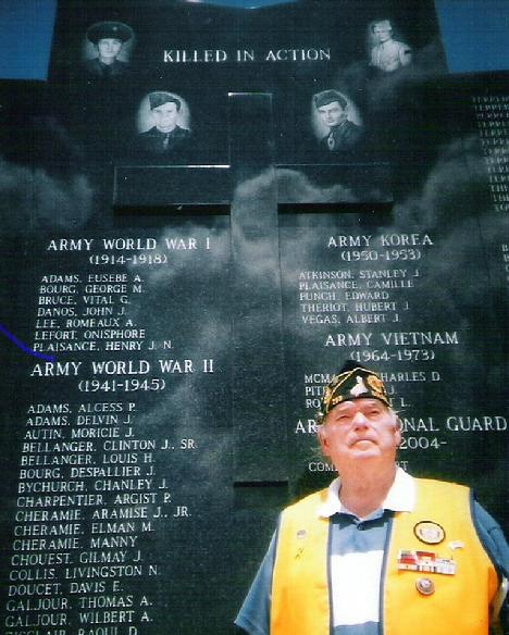 Louisiana's largest veterans based volunteer organization